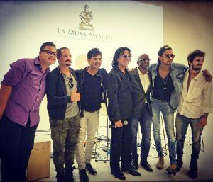 Master Class Teachers Rudy Perez, Motiff, Sergio George, Mau y Ricky